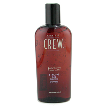 Cuidados com o cabelo, American Crew, American Crew Men Styling Gel - Light Hold 250ml/8.45oz