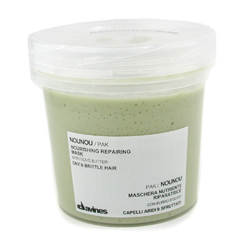 buy Davines Nounou Nourishing Repairing Mask 250ml/8.45oz by Davines skin care shop