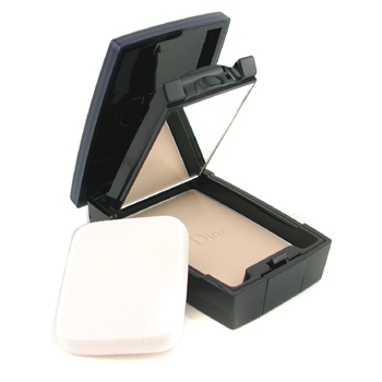 Christian Dior DiorSkin Extreme Fit Supermoist Maquillaje Compacto SPF 25 - # 010 Ivory