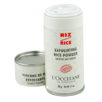 L'Occitane Red Rice Exfoliante Polvos de Arroz