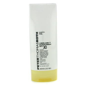 buy Peter Thomas Roth Uber-Dry Sunscreen SPF 30 118g/4.2oz  skin care shop