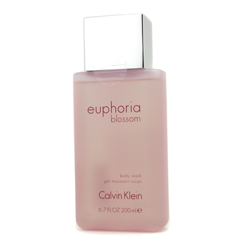 Perfumes femininos, Calvin Klein, Calvin Klein Euphoria Blossom Body Wash 200ml/6.7oz