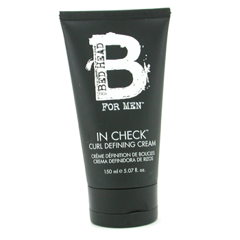 buy Tigi Bed Head B For Men In Check Curl Defining Cream 150ml/5.07oz by Tigi skin care shop
