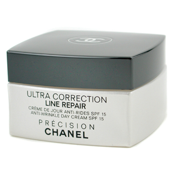Para a pele da mulher, Chanel, Chanel Precision Ultra Correction Line Repair Anti Wrinkle Day Cream SPF15 50ml/1.7oz