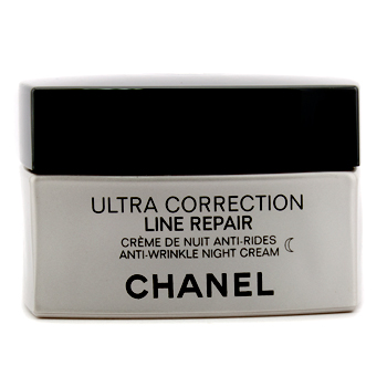 Para a pele da mulher, Chanel, Chanel Precision Ultra Correction Line Repair Anti Wrinkle Night Cream 50ml/1.7oz