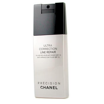 Para a pele da mulher, Chanel, Chanel Precision Ultra Correction Line Repair Anti-Wrinkle Day Fluid SPF15 50ml/1.7oz