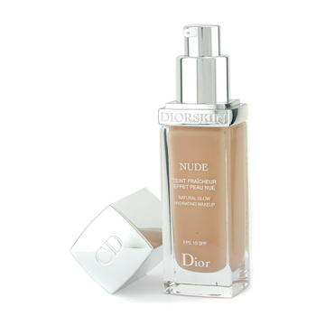Christian Dior Diorskin Nude Natural Glow Hydrating Makeup SPF 10 - # 031 Sand 30ml/1oz