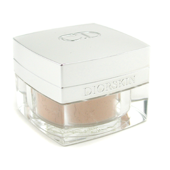 Christian Dior Diorskin Nude Natural Glow Fresh Polvos Maquillaje SPF 10 - # 020 Light Beige
