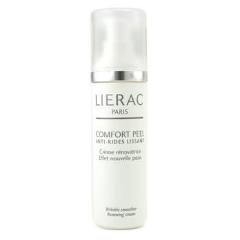 Lierac Comfort Peel Wrinkle Smoother Renewing Cream - Crema Renovadora Antiarrugas