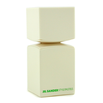 buy Jil Sander Style Pastels Soft Yellow Eau De Parfum Spray 50ml/1.7oz  skin care shop