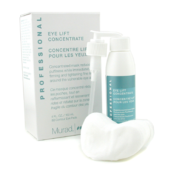 09000424901 Murad Professional Eye Lift Concentrate ( with 80 Contour Pads ) 100ml/4oz