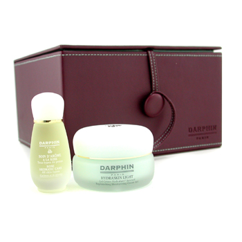 Darphin Darphin Set: Hydraskin Light (Crema) 50ml + Cuidado Rose Aromatic 15ml