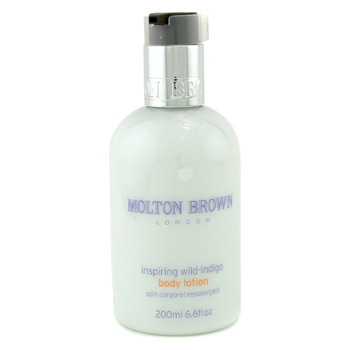 buy Molton Brown Inspiring Wild-Indigo Body Lotion 200ml/6.6oz skin care shop
