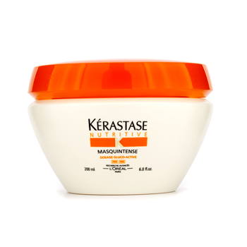 Kerastase Kerastase Nutritive Masquintense Highly Concentrated Nourishing Treatment ( For Dry & Extremely Sensitised Hair ) 200ml/6.8oz