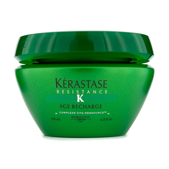 buy Kerastase Kerastase Resistance Age Recharge Firming Gel-Masque 200ml/6.8oz by Kerastase skin care shop