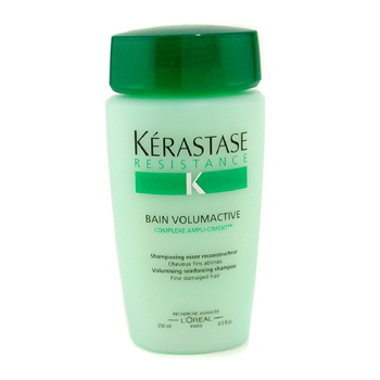 buy Kerastase Kerastase Resistance Bain Volumactive Shampoo (Fine & Vulnerable Hair) 250ml/8.5oz by Kerastase skin care shop