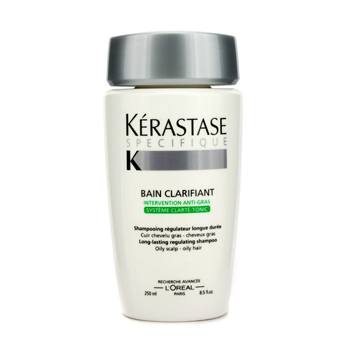 Kerastase Kerastase Specifique Bain Clarifiant Long Lasting Regulating Champú Regulador (Cabello Gra