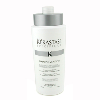 Kerastase Specifique Bain Prevention Shampoo ( Help Reduce The Risk Of Hair Loss ) 1000ml/34oz