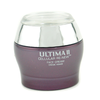 Ultima Cellular Re-New Crema Facial