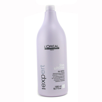 L'Oreal Professionnel Expert Serie - Liss Ultime Oil Incell Smoothing Champú Suavizante Alisador ( C