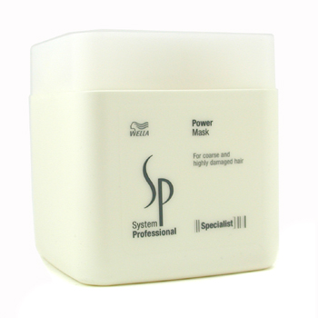 Cuidados com o cabelo, Wella, Wella SP Specialist Power Mask for Coarse and Highly Damaged Hair 400ml/13.3oz