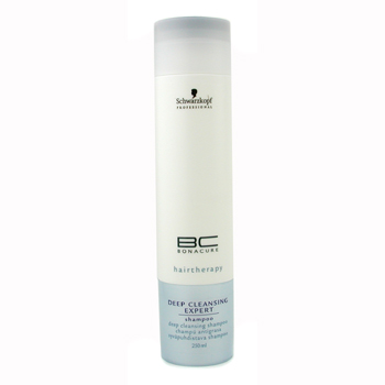 buy Schwarzkopf BC Deep Cleansing Expert Shampoo 250ml/8.4oz by Schwarzkopf skin care shop