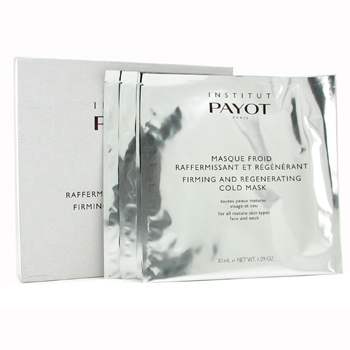 buy Payot Masque Froid Firming & Regenerating Cold Mask - For Mature Skin (Salon Size) 10pcs  skin care shop