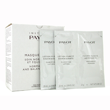 buy Payot Masque Purete Normalizing and Balancing Care - For Oily Skin (Salon Size) 10sets  skin care shop