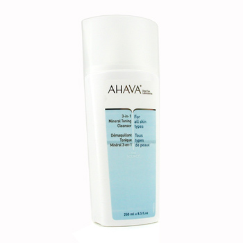 Ahava 3-in-1 Mineral Toning Cleanser 250ml/8.5oz
