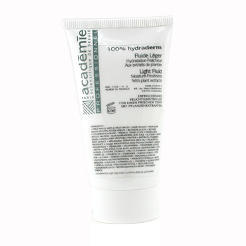 Academie 100% Hydraderm Fluide Leger Light Fluid Moisture Freshness (Salon Product) 50ml/1.7oz