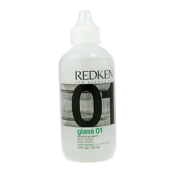 buy Redken Glass 01 Smoothing Serum (Mild Control) 120ml/4oz by Redken skin care shop