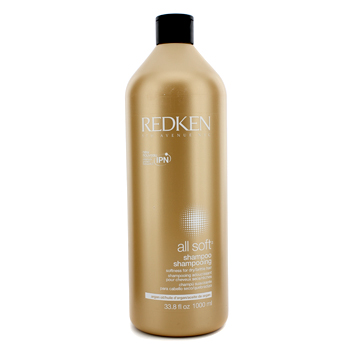 buy Redken All Soft Shampoo (For Dry/ Brittle Hair) 1000ml/33.8oz by Redken skin care shop