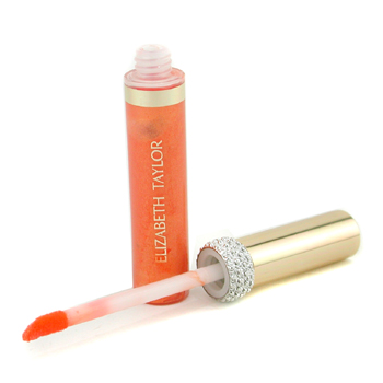 buy Elizabeth Taylor Luxury Lip Gloss - # 03 Peach Satin 7ml/0.24oz  skin care shop