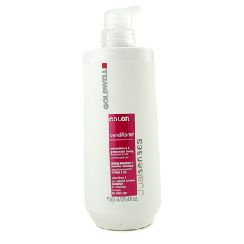 buy Goldwell Dual Senses Color Conditioner (For Normal to Fine Color-Treated Hair) 750ml/25.4oz by Goldwell skin care shop