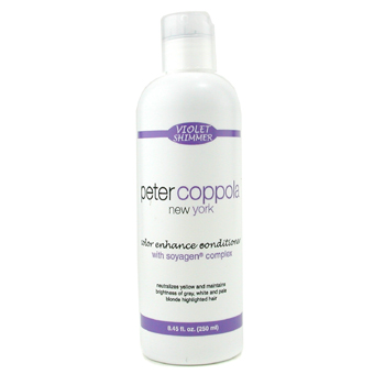 Peter Coppola Color Enhance Acondicionador Brillo Violeta