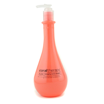 buy Rusk Coral Therapy Detangling Marine Shampoo 400ml/13.5oz by Rusk skin care shop