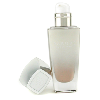 Guerlain Parure Pearly White Base Maquillaje Fluida Blanqueadora SPF 15 - # 33 Ambre Naturel