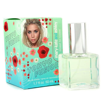Mary Kate & Ashley Coast To Coast Tokyo Fusion Eau De Toilette Spray 50ml/1.7oz