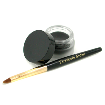Elizabeth Arden Color Intrigue Pincel delineador de Ojos - Black
