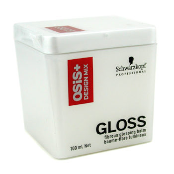 buy Schwarzkopf Osis+ Design Mix Gloss Fibrous Glossing Balm 100ml/3.4oz by Schwarzkopf skin care shop