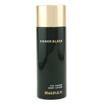 Perfumes femininos, Aigner, Aigner Aigner Black Body Lotion 200ml/6.7oz