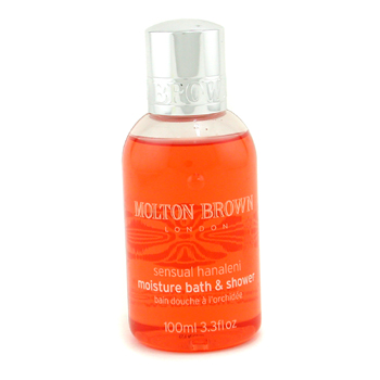 buy Molton Brown Sensual Hanaleni Moisture Bath & Shower Gel (Travel Size) 100ml/3.3oz skin care shop
