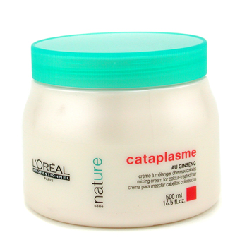 Professionnel Nature Serie - Cataplasme Mixing Cream - For Colour-Treated Hair