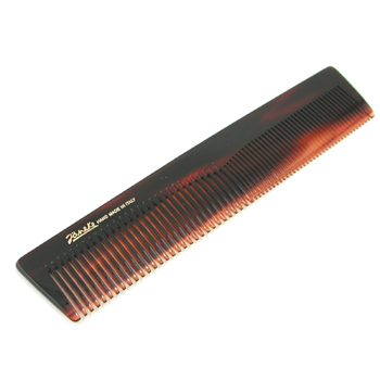 Janeke ( Made In Italy ) Comb - Turtle Colour- Peine ( 19cm )