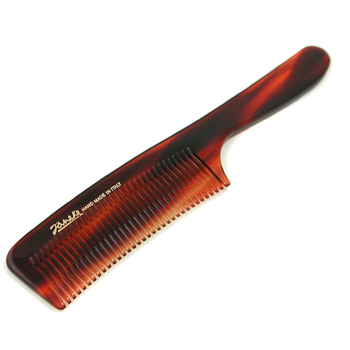 Janeke ( Made In Italy ) Comb - Turtle Colour - Peine ( 16cm & Mango )