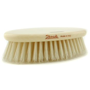 Janeke ( Made In Italy ) White Pure Bristle Homme Brush - Cepillo Ivory Colour ( 11.5cm )