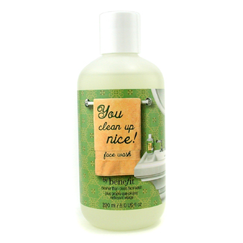 Benefit You Clean Up Nice! Face Wash 200g/8oz