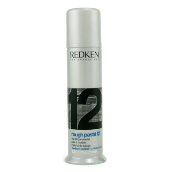 buy Redken Rough Paste 12 Working Material (Medium Control) 75ml/2.5oz by Redken skin care shop
