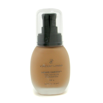 Vincent Longo Liquid Canvas Healthy Base Maquillaje Líquida SPF 6 - Natural