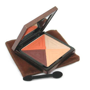 Yves Saint Laurent Palette Couleurs d' Afrique For The Eyes 9g/0.31oz